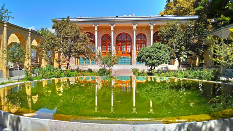 Tehran Palace, Tehran Parextour
